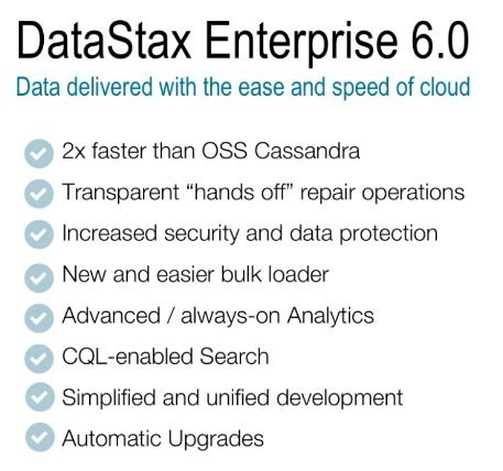 DataStax Enterprise Graph 6 0: what's new, and what's coming
